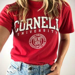 VINTAGE CHAMPION | Cornell University Tee Shirt S
